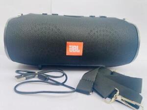 JBL Xtreme Portable Wireless Stereo Speaker Black HIGH BASS