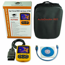 AutoDoctor007 AUT600 OBD2 Scanner for Ford CHEVROLET TOYOTA JEEP GM BMW OBD II