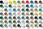 Tamiya Acrylic Paints 10ml XF1 - XF93 Model Paint Jars colours