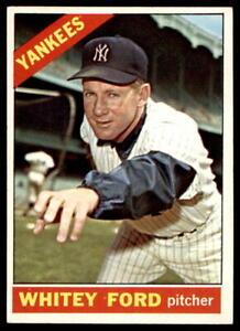 1966 Topps Baseball - Pick A Card - Cards 1-200