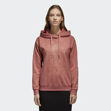 NWT Adidas CD6931 Women originals Hoodie ash pink SIZE S