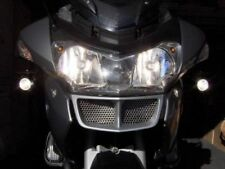 LED Chrome Auxiliary Flood Lights Lamps Kit for BMW R1200RT ( all years )