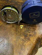First Edition Hardy Disc Marquis No 7 Trout Fly Reel With Floating Line