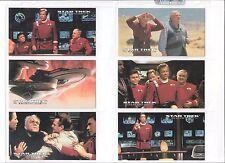 1995 Star Trek Generations card set (72 cards)