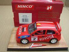 NINCO 50170 TOYOTA COROLLA Nº2 CARLOS SAINZ