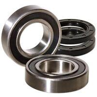 Stainless steel rear wheel bearing kit for KTM / Husqvarna (bearings + seals)