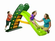 Little Tikes Easy Store Giant Slide 5ft Indoor Outdoor Kids Children Fun 3-6yrs