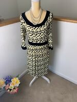 Milly Of New York Dress Silk LARGE