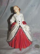 Royal Doulton The Ermine Coat IH HN 1981  7.5""