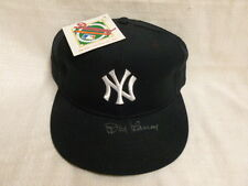 Don Larson Signed New York Yankees New Era Pro Model 7 5/8 Cap Hat JSA N49460