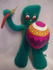 Easter Plush Gumby from Gumby and Pokey