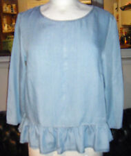 H&M Semi Fitted Casual Regular Size Tops & Shirts for Women