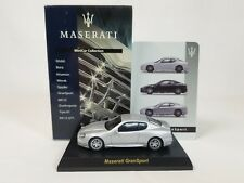 1:64 Kyosho Maserati Minicar Collection GranSport Coupe 4200 GT 4.2 V8 2004-2007