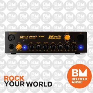 Mark Bass Black Line Little Mark 250 Bass Guitar Amplifier 250w Amp Head