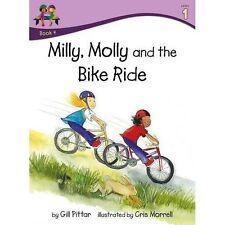 Milly Molly y el paseo en bicicleta, Gill Pittar   Libro De Bolsillo   9781782260936   Ne