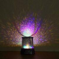 LED Starry Night Sky Galaxy Projector Lamp Star Romantic New Cosmos Master