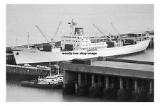 rp16106 - Greek Cargo Ship - Athos I , built 1964 ex Ariel - photo 6x4