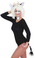 Orl Zubehör zu Kostüm Hase braun Ohren Schwanz Karneval Fasching