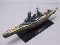 Eaglemoss 1/1100 Kirishima 1942 Battleship Warships Japanese Diecast Mini WS7