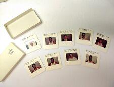 VTG 1981-1982 Chicago Bulls NBA Original Press Kit Photo Slides TV Promo