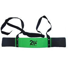 2Fit™ Heavy Duty Arm Blaster Body Building Bomber Bicep Curl Triceps New Green