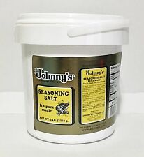5 Pounds Johnny's Seasoning Salt with MSG