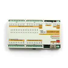 IoT Ethernet Module for analog sensors- digital dry contact, temperature inputs