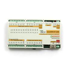 Ethernet smartDEN 32 Inputs Web Server Module for Home Automation, IoT, Logging