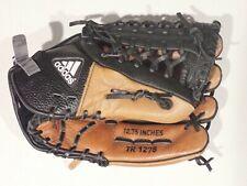 "ADIDAS TR 1275 Adiprene 12.75"" Brown Black Baseball Glove Right Hand Thrower"