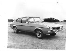 "FORD Capri 1.6 Gal PRESS PHOTO CAR ""brochure"" correlati"