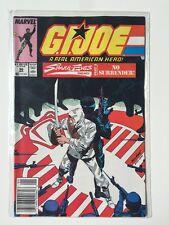 G.I. Joe A Real American Hero! #96 Marvel Comics January 1990