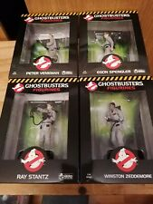 Eaglemoss Ghostbusters Figurines 4 - Peter Egon Ray Winston