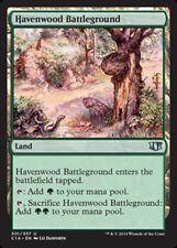 Havenwood Battleground X4 (Commander 2014) MTG (NM) *CCGHouse* Magic