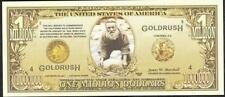 ONE MILLION NOTE ~ California GOLD RUSH - J. Marshall Fantasy Note