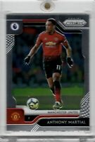 2019-20 Panini Prizm Premier League #67 Anthony Martial Manchester United EPL