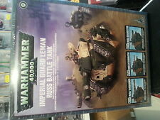 WARHAMMER 40K ASTRA MILITARUM LEMAN RUSS BATTLETANK 28MM MINIATURES NEW & SEALED