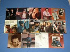 MERLE HAGGARD---14 ALBUMS---w/ WILLIE NELSON+ GEORGE JONES+ BEST OF & MORE!!!!
