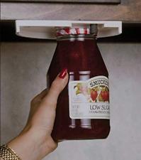 Un-Skru Jar, Bottle, And Can Opener; Assist Arthritic Hands