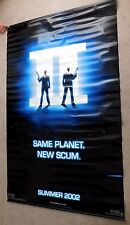 MEN IN BLACK II Vinyl Poster Banner 4.4 FT x 7-1/2 Ft  WILL SMITH TOM LEE JONES