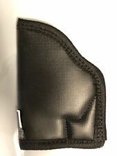 Stick-It Friction Holster fits Glock 42-43, Ruger LC9/LC9S, Kel-Tec PF9/P-11