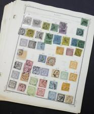 EDW1949SELL : GERMAN STATES Extensive collection of Mint & Used JUST AS RECEIVED
