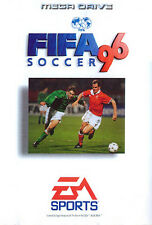 ## SEGA Mega Drive - FIFA Soccer 96 / MD Spiel ##