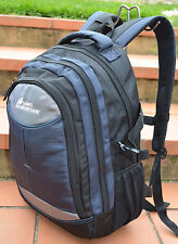 """NAVY CAMEL MOUNTAIN 15""""-16"""" BACKPACK NOTEBOOK LAPTOP  BOOK BAGS TRAVEL BAG"""