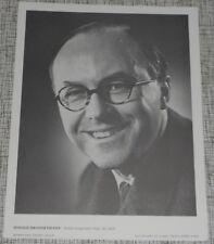 Donald Swann - Songwriter - 1974 International Portrait Gallery Photo Print