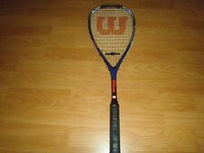 Wilson Titanium Power Squash Racket