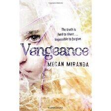 """VERY GOOD"" Vengeance, Miranda, Megan, Book"