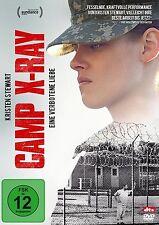 CAMP X-RAY (Kristen Stewart)  - DVD - PAL Region 2 - New