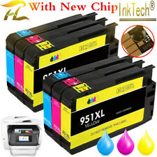 6 Color ink cartridge for HP 950XL 951 XL OfficeJet Pro 8100 8600 8610 8620 8630