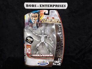 MARVEL LEGENDS 25th Anniversary Figure Wolverine  BF-15