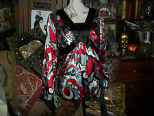 MOTHERHOOD MATERNITY Fabulous Satin Blouse Size M